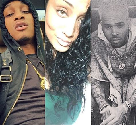 nia amey guzman instagram nia amey chris brown fighting over her boyfriend