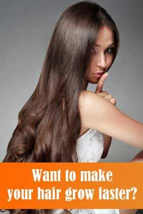how to make your hair grow faster than ever 1 inch in a week pinterest the world s catalog of ideas
