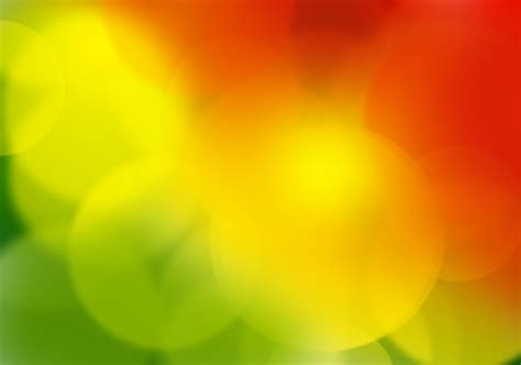 Free Abstract Bokeh Photo Files Red Amp Green Stock Photo