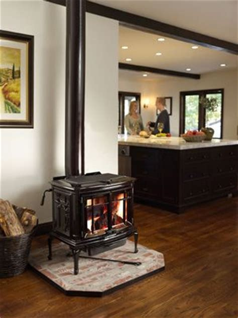 Stand Alone Wood Burning Stove For The Home Pinterest Stand Alone Wood Burning Fireplace