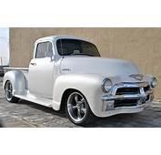 1954 CHEVROLET 3100 CUSTOM 5 WINDOW PICKUP  162435
