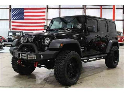 Classic Jeep Wrangler Classic Jeep Wrangler For Sale On Classiccars 95