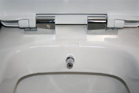 Combined Bidet Toilet by Celino Back To Wall All In One Combined Bidet Toilet With