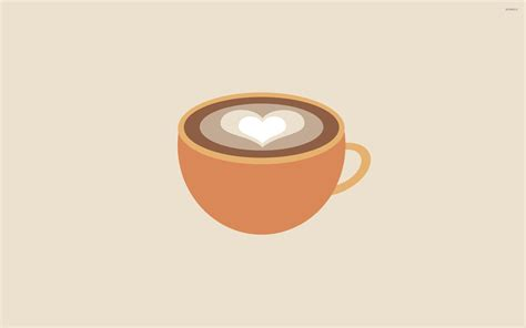 wallpaper coffee vector latte art wallpaper vector wallpapers 43787
