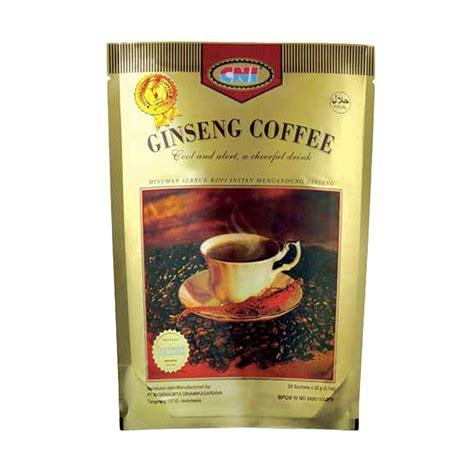 Ginseng Serbuk jual cni kopi ginseng minuman kesehatan harga kualitas terjamin blibli