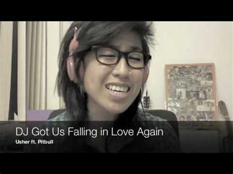 Dj Got Us Fallin In Love Again Mp3 Download | usher ft pitbull quot dj got us falling in love again quot cover