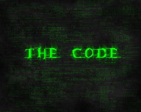 The Code By Webblaster48 On Deviantart