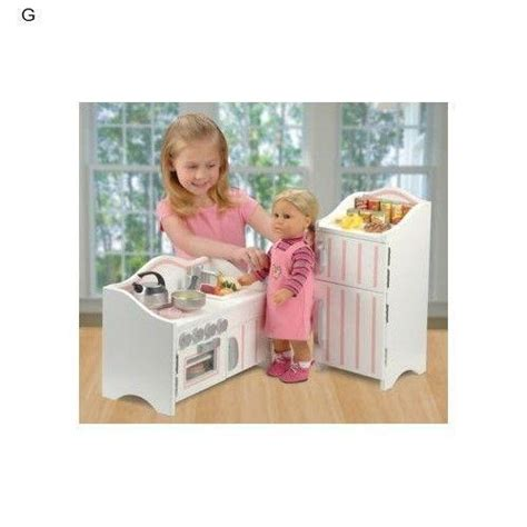 Doll Kitchen Set by American Doll Kitchen Set Ebay