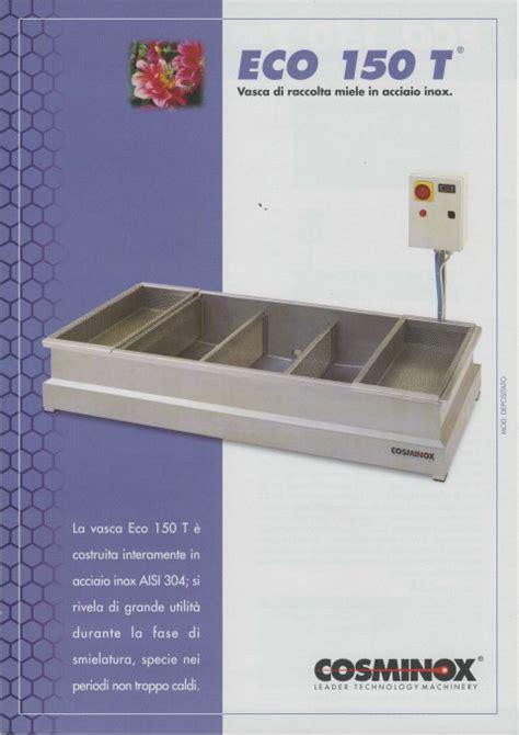 vasca di decantazione eco 150t