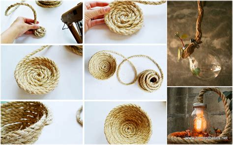 easy diy home projects get creative with these 25 easy diy rope projects for your