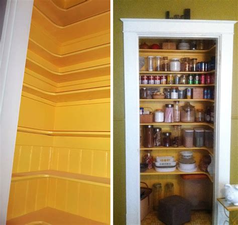 Creating A Pantry by Creating A Pantry Out Of A Small Closet