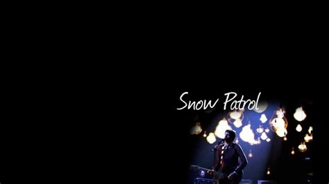 Lighting Strikes Lyrics by The Lightning Strike Snow Patrol Lyrics