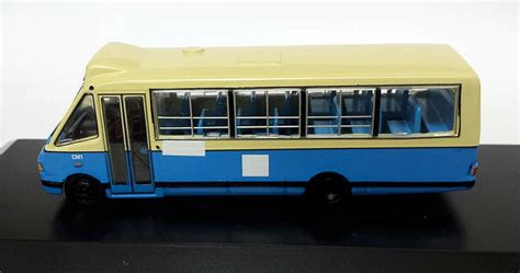 Modelbuszone - Asianbus Model CB12 - China Motor Bus MCW ...