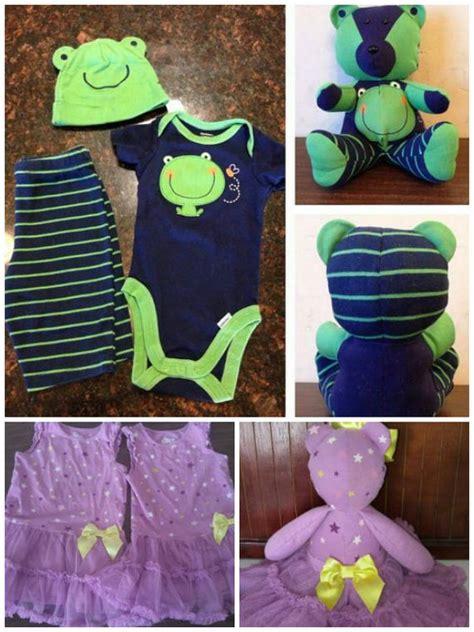 shirt pattern for stuffed animal diy baby onesie clothes diycraftsguru