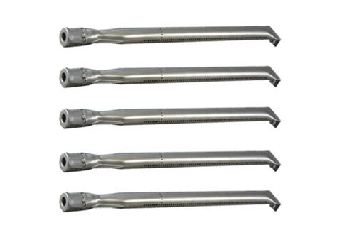 Nexgrill 720 0025 Replacement Burner Gas Grill Pipe Burner, 5 Pack