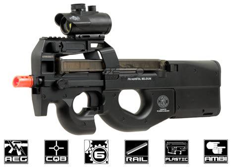 Airsoft Gun P90 fn herstal p90 aeg airsoft gun by asia electric guns by palco