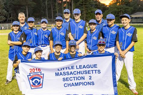 section 2 sports fairhaven acushnet 12 year olds win section 2 headed to