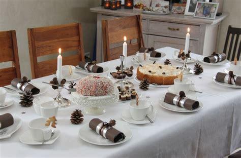 tisch mittelstücke für weihnachten adventskaffee oder der fr 195 188 he vogel tischlein deck dich
