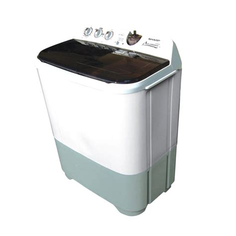 Mesin Cuci Sharp Es G865p jual sharp es t86cl hk mesin cuci harga kualitas terjamin blibli