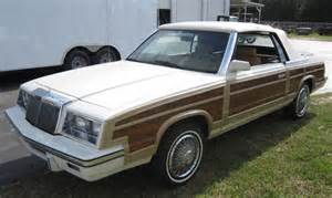 1985 Chrysler Lebaron Convertible 1985 Chrysler Lebaron Convertible