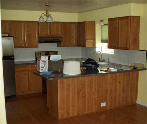 Painted Kitchen Cabinets Remodelaholic How To Paint Your Kitchen Cabinets