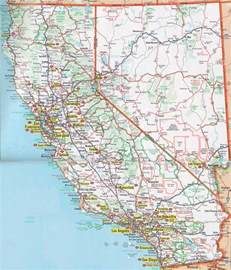 printable road map southern california quotes