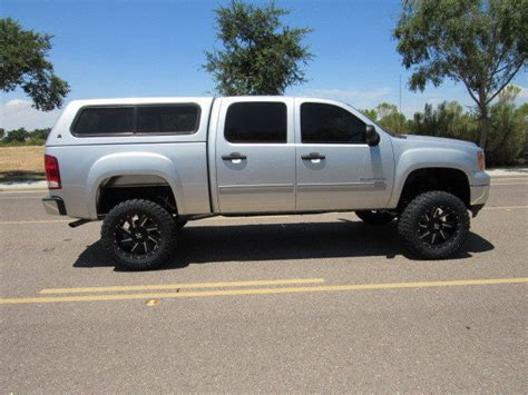 2013 gmc lifted for sale heavy duty 2013 gmc 1500 sle 2wd lifted for sale