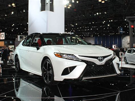 see toyota cars must see luxury cars sedans at the 2017 york auto