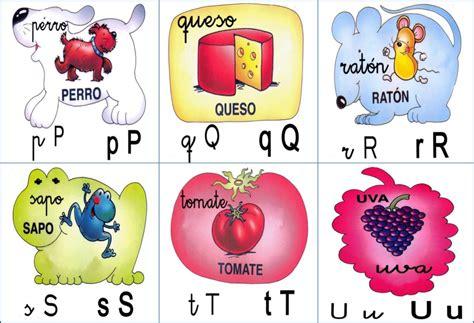 imagenes educativas el abecedario imagenes del abecedario para ni 241 os de jardin imagui