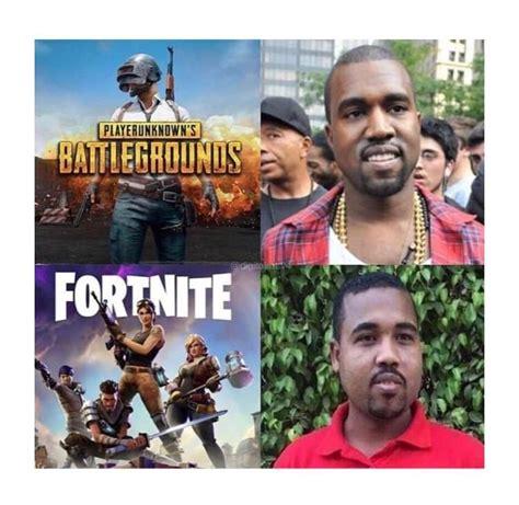 fortnite vs pubg meme pubg vs fortnite in a nutshell fortnite