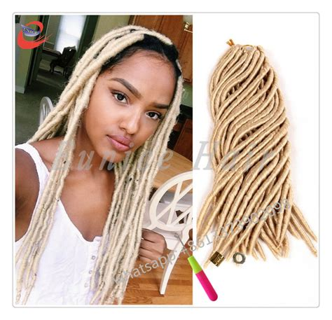 dark blonde braid extensions hair plate picture more detailed picture about 24