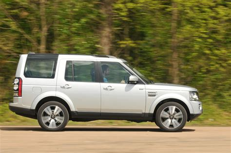 discovery land rover 2004 land rover discovery 2004 2016 performance autocar