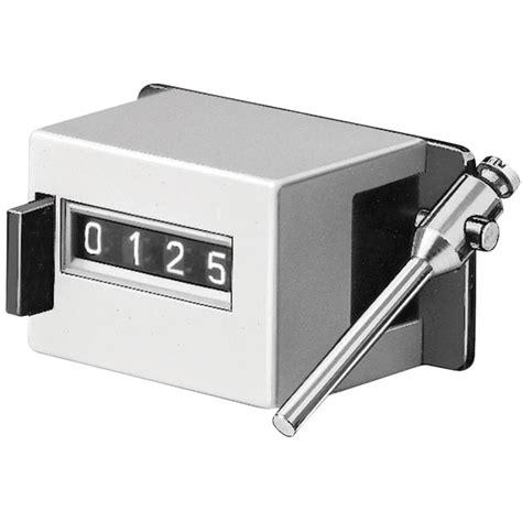 Counter 4 Digit hengstler cr0125105 4 digit counter rapid