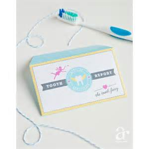 tooth fairy printable certificate envelope instant download