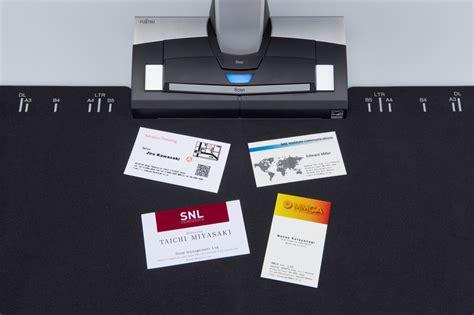 Visitenkarten Japanisch Deutsch by Cardminder Fujitsu Deutschland