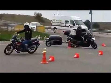 esence kasabasinda motosiklet arkasina roemork takti doovi