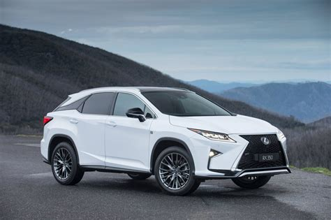 lexus sport 2015 lexus cars news 2015 lexus rx pricing and specification