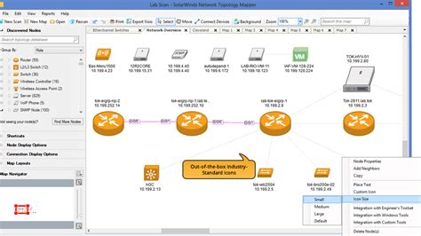 network topology mapper topology mapping software solarwinds network topology mapper cms distribution