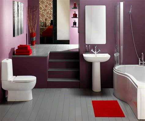 Modern Bathroom Colors New Home Designs Luxury Modern Bathrooms Designs Decoration Ideas
