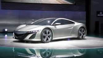 2013 Acura Nsx For Sale Acura Nsx Concept All Kinds Of Hybrid Goodness Wired