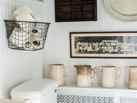 bathroom wall baskets easily boost bathroom storage with wall mounted baskets hgtv