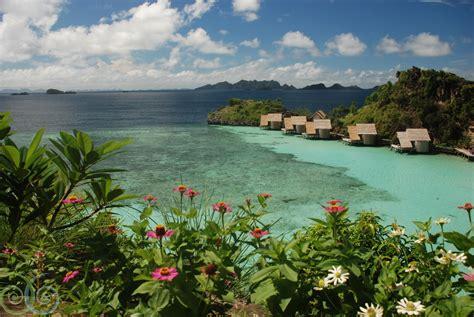wallpaper alam papua raja ampat island indonesia raja alam indah