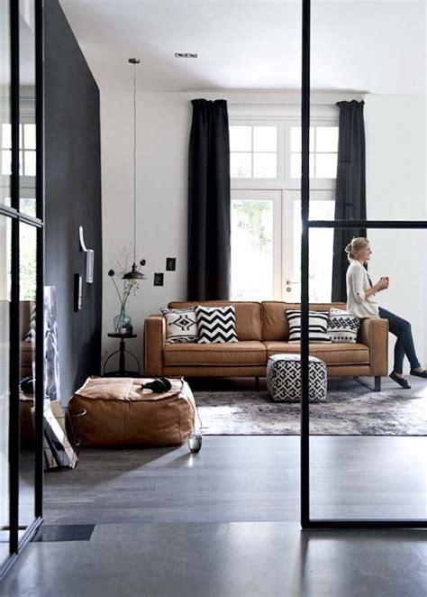 sofa de cuero 191 sof 225 s de cuero en el sal 243 n s 237 por favor mil ideas de