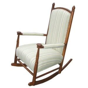 Upholstered Rocking Chair Nursery Padded Rocking Chairs For Nursery