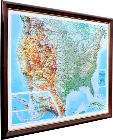 map usa relief usa raised relief map testplay map stop top maps at
