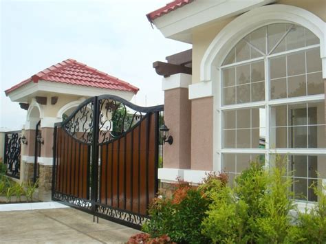 Home Gate Design Philippines Philippine Model House Photo Gallery Studio Design
