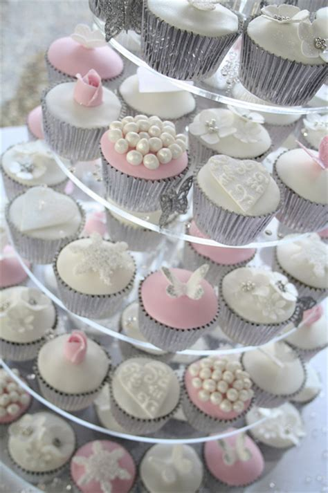 wedding shower cupcake decorating ideas 8 and silver bridal shower cupcakes photo winter wedding cupcake ideas bridal shower mini