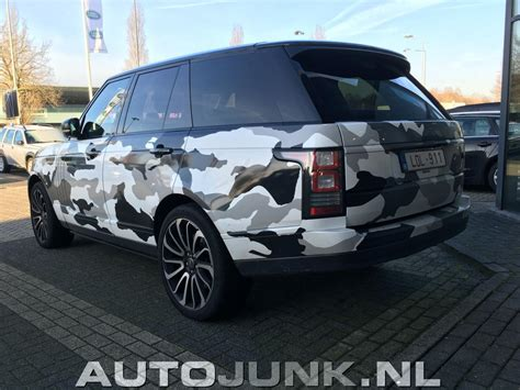 camo range rover lol 911 range rover voque camo foto s 187 autojunk nl 160236