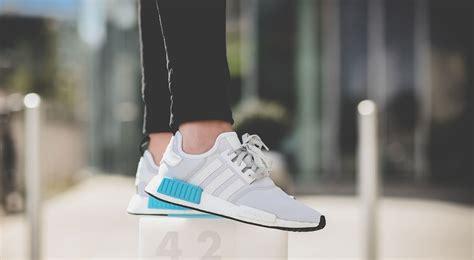 Adidas Nmd Runner Pk Hitam Cyan adidas nmd white cyan packaging news weekly co uk