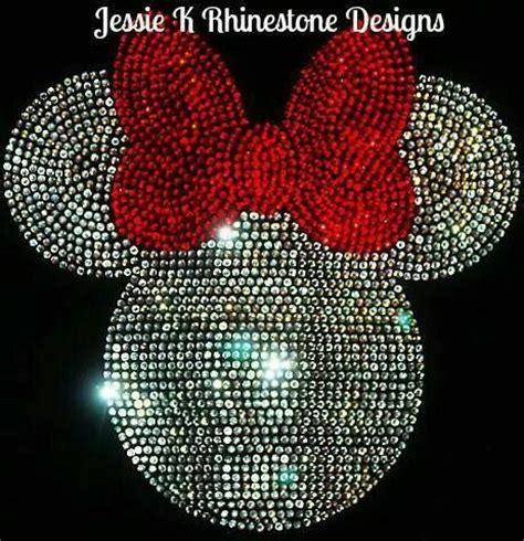 design a rhinestone shirt minnie mouse rhinestone shirt design bling designs i